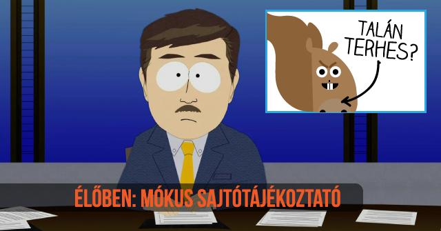 mókus sajtótájékoztató