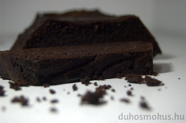 Nagyon csokis, vigyázat!