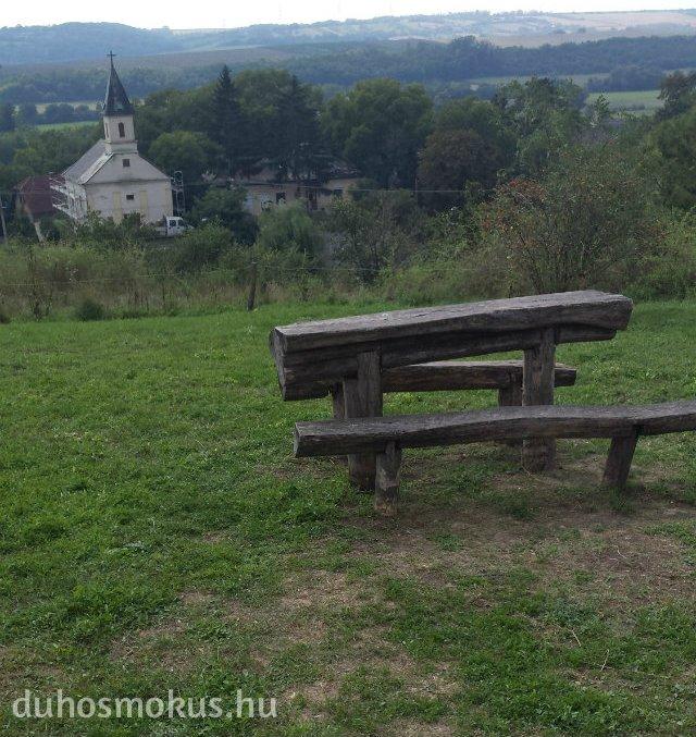 Mezítlábas Park - pihenő
