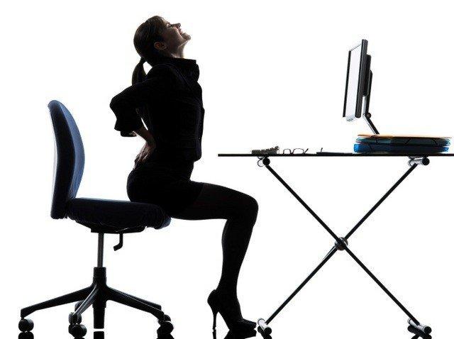 A délután hirtelen rád törő fáradtság oka is az ülőmunka lehet.