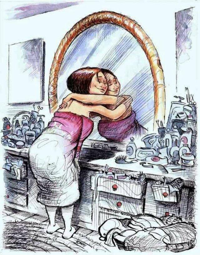 Szeresd önmagad és az önbizalom jön magától!