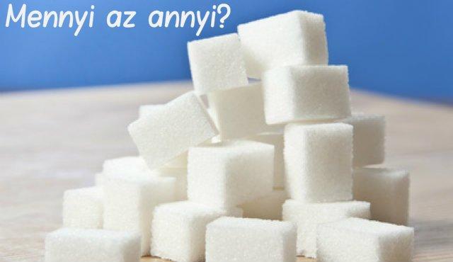 Miben mennyi cukor van?